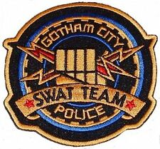 Batman Gotham City Police Swat Team Uniform Patch