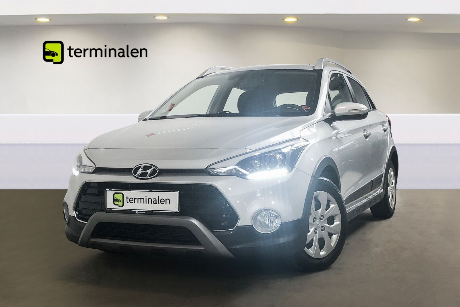 Hyundai i20 Active Cross 1,0 T-GDi Trend 5d