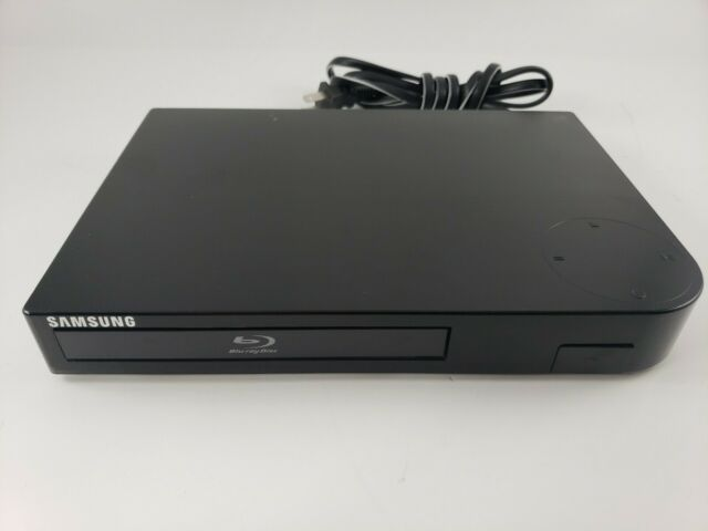 Samsung BD-H5100 ~ Blu-ray Player ~ Tested BD door sticks open at times - Works!