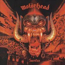 Motorhead, Sacrifice, New Original recording reissued
