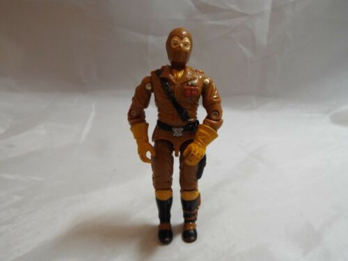 G.I Action Force Figure w.o.r.m.s V1 de 1987 JOE