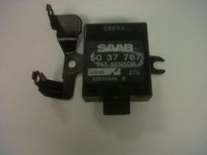 SAAB-9-3-93-Alarm-Tilt-Sensor-Unit-1998-99-2000-2001-2002-2003-5037767-400110516