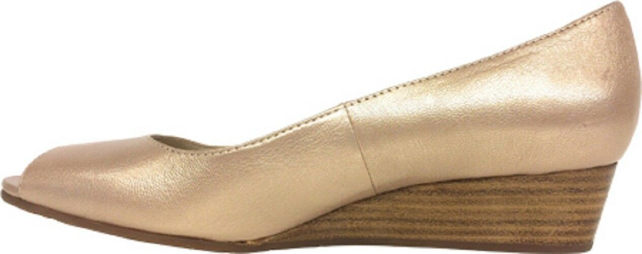 Sudini Chaussures Willa Peep Toe Wedge (femme) taille 10 m