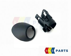 BMW-GENUINE-X5-E53-00-06-REAR-PDC-PARKING-SENSOR-OUTER-LEFT-N-S-COVER-SUPPORT