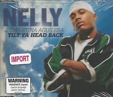 NELLY w/ CHRISTINA AGUILERA Tilt Ya head Back w/ Flap REMIX & VIDEO CD Single