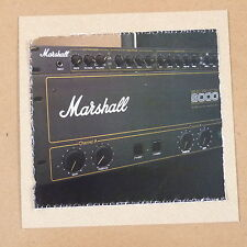 POP-KARD feat. MARSHALL 9000 DETAIL , 15x15cm greeting card aas