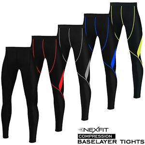 Mens-Compression-Tights-Base-Layer-Running-Yoga-Body-Armour-Gym-Pant-Trousers