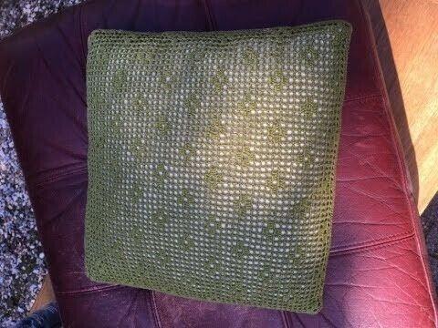 Retro sofapuder