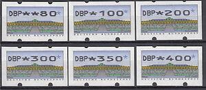 BRD 1993 Automaten-Freimarken Mi. Nr. 2.2. 1 VS2 Postfrisch (21415)