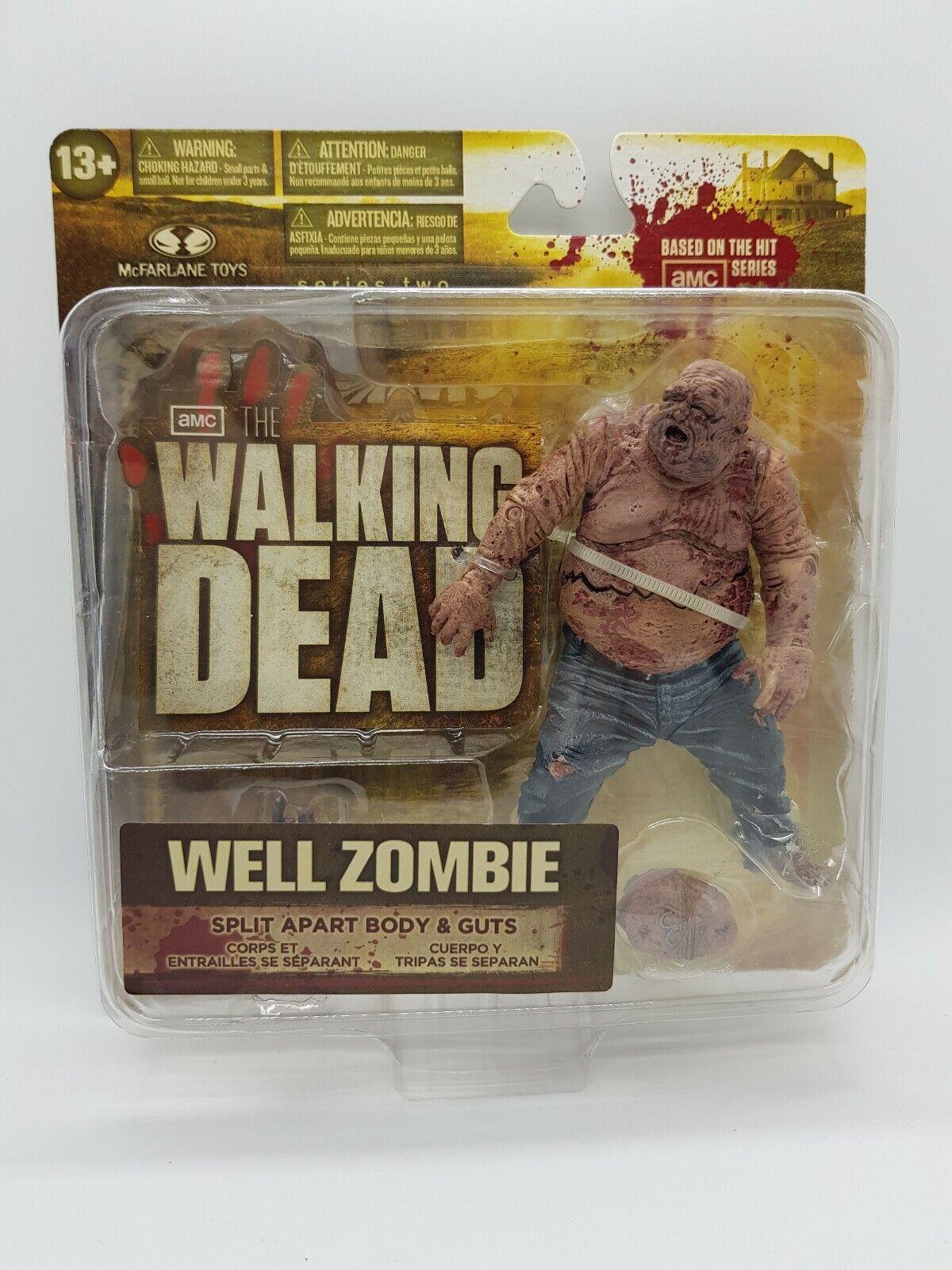McFarlane Toys The Walking Dead Serie TV Zombie ben 2
