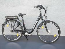 "28"" Alu MIFA Damen Elektro Fahrrad E Bike Pedelec SHIMANO 7 Gang Nexus schwarz"