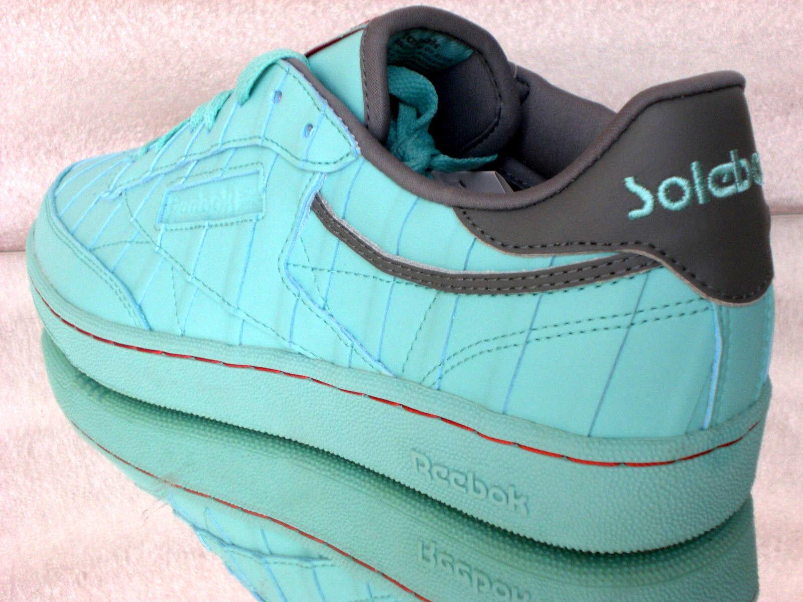 Reebok /cylone Club C CNx Solebox AR 3618 Aqua vapor /cylone Reebok Grau TennisShuh Sneaker Neu 517985