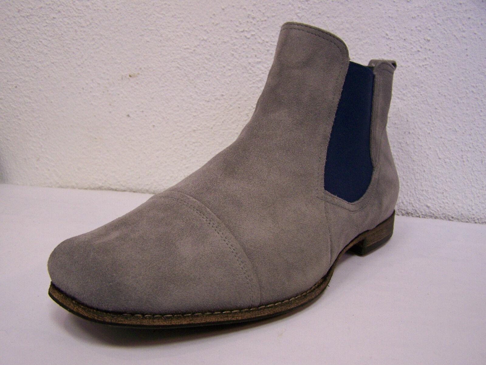 Think! Slipper guru in grigio velluto combinata combinata combinata all'elastico Suola in Pelle-gomma 2e7382