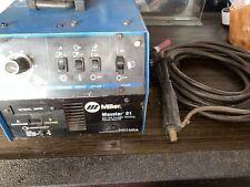 Miller Maxstar 91 Cc Dc Inverter Welding Power Source
