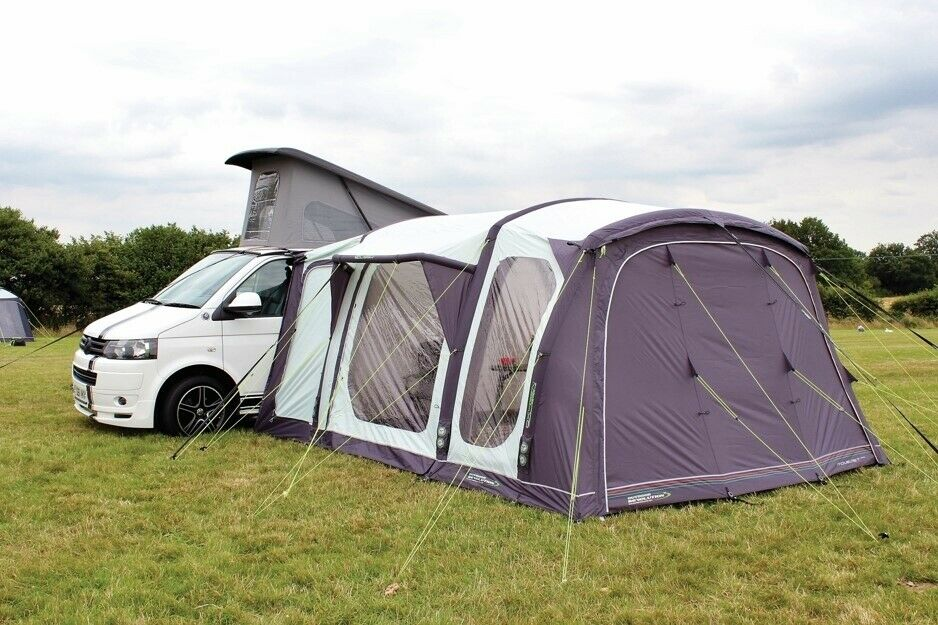 Outdoor Revolution Movelite T3 Vario Mid-Line CAMPER INFLATABLE DRIVEAWAY AWNING