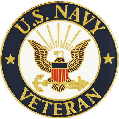 US Navy Vietnam Veteran Ribbon Hat or Lapel Pin H15628 F3D18Y