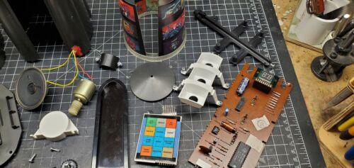 1981 Dark Tower Board Game Swap Trade Repair Dark Tower Parts