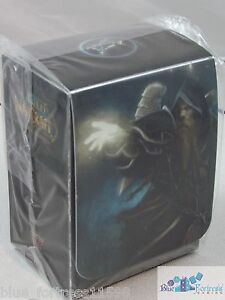 kaartspellen Blood Elf Paladin DECK BOX CARD BOX FOR WoW World of Warcraft or MTG cards