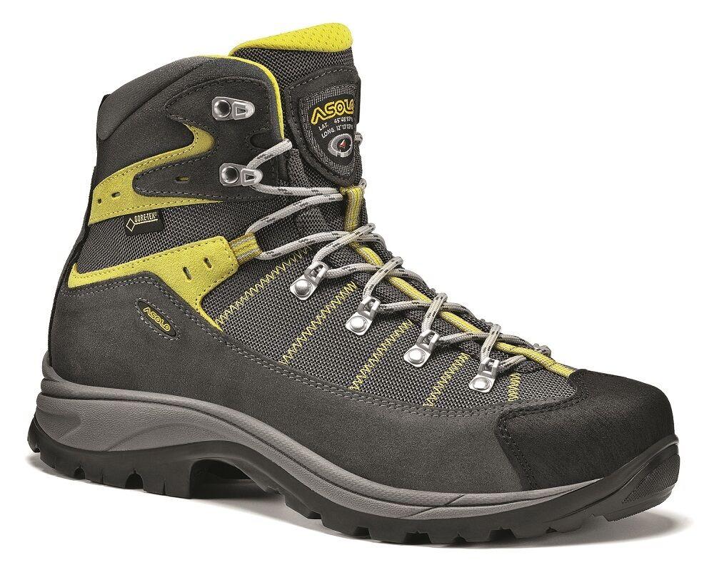 Scarponi Scarpe Escursionismo Trekking Trekking Trekking ASOLO REverde GV MM GTX® a94946