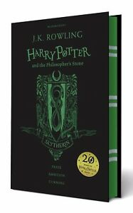 Harry-Potter-and-the-Philosopher-039-s-Stone-Slytherin-Edition-by-Rowling-J-K