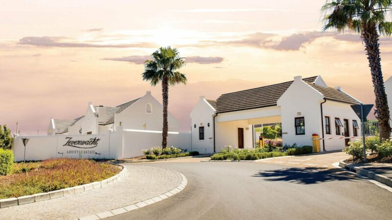 Country Homes at Zevenwacht Lifestyle Estate -  Now Selling From R2 769 900