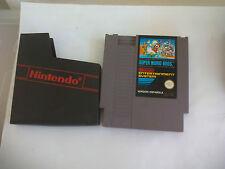 Juego Super Mario Bros. Para la consola  Nintendo Nes.