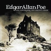Edgar Allan Poe. Hörspiel: Edgar Allan Poe - Folge 3: Der Untergang des Hauses U