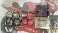 Ducati 749/999 BREMBO P4 34/34 mm Reparatursatz Dichtung Kolben repair kit NEU