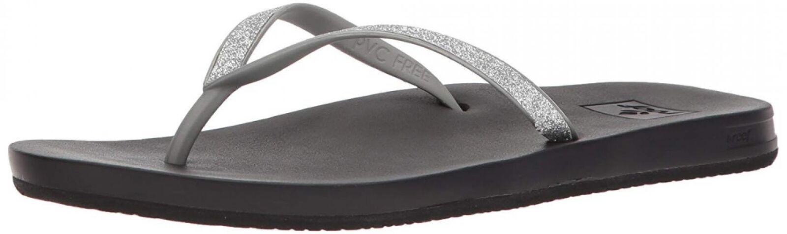 Reef femmes Sandals Stargazer   Glitter Flip Flops for femmes With Cushion...