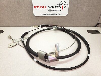 For 1995-2004 Toyota Tacoma Parking Brake Cable Front Dorman 36628XB 2002 1996