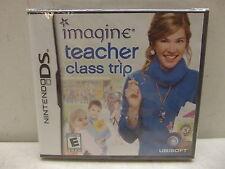IMAGINE TEACHER CLASS TRIP NINTENDO DS 2009 NEW