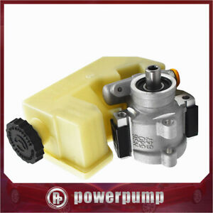 New-Power-Steering-Pump-amp-Reservoir-For-02-06-Jeep-Liberty-2-4L-3-7L-V6-SOHC