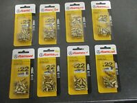 200 Ramset .22 Caliber Yellow Single Shot Powder Loads Lot Of 8/ 25 Packs 500778
