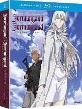Jormungand: Complete Anime Series Seasons 1 & 2 Perfect Order DVD/BluRay Set NEW