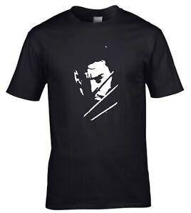 Wolverine Superhero Comic T-Shirt