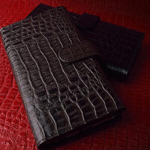 Lux-Caiman-Genuine-Leather-Case-iPhone-XS-XS-Max-XR-Case-4-Colors-Wallet-Korea