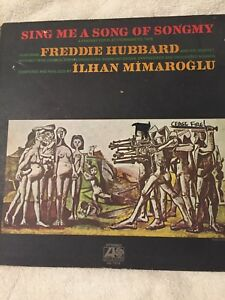 FREDDIE-HUBBARD-Sing-Me-a-Song-of-Songmy-by-Vinyl-Aug-2014-Music-on-Vinyl