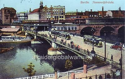 "New Jersey Old Photo 13/"" x 19/"" 1905 Holland America Line Pier Hoboken"