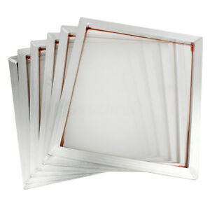 6bbf339bc Image is loading 6-PACK-Aluminum-Frame-Silk-Screen-Printing-Screens-