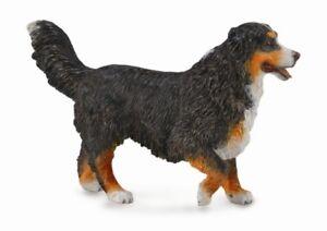 Breyer-Horses-Corral-Pals-Bernese-Mountain-Dog-Walking-88801-Dog-Figure-Toy