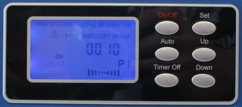 Commercial Ozone Generator 10000mg//h 230V Ceramic /& UV Industrial Air Purifier