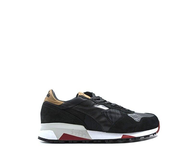 zapatos DIADORA HERITAGE hombres zapatillas TRENDY  negro Pelle naturale,Tessuto 161303