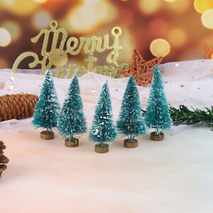 DOLLHOUSE Small Christmas Tree Stand Nonworking Metal Miniature Decorative