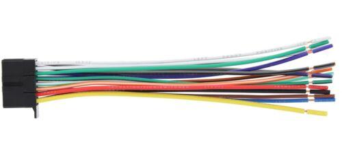 Wire Harness for Pioneer AVH-1330NEX AVH1330NEX AVH 1330 NEX 16Pin Wiring