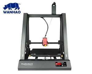 Wanhao Duplicator D9 Mark 2/400 - 40*40*40 Cm 3d Imprimante (version 2019)-afficher Le Titre D'origine Prix Le Moins Cher De Notre Site