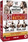 Best PPV Matches 2012 (DVD, 2013, 3-Disc Set)