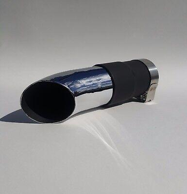 YORK Shorty exhaust GP series for HARLEY DAVIDSON SPORTSTER 1200 BLACK SLIP-ON