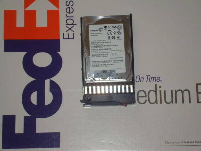 """MM0500EANCR 507749-001 HP 500GB 6G 7.2K 2.5/"""" MDL SATA 390158-016 HD"""