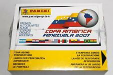 Panini copa america venezuela 2007-display box cajita 50 bolsas calidad sobres