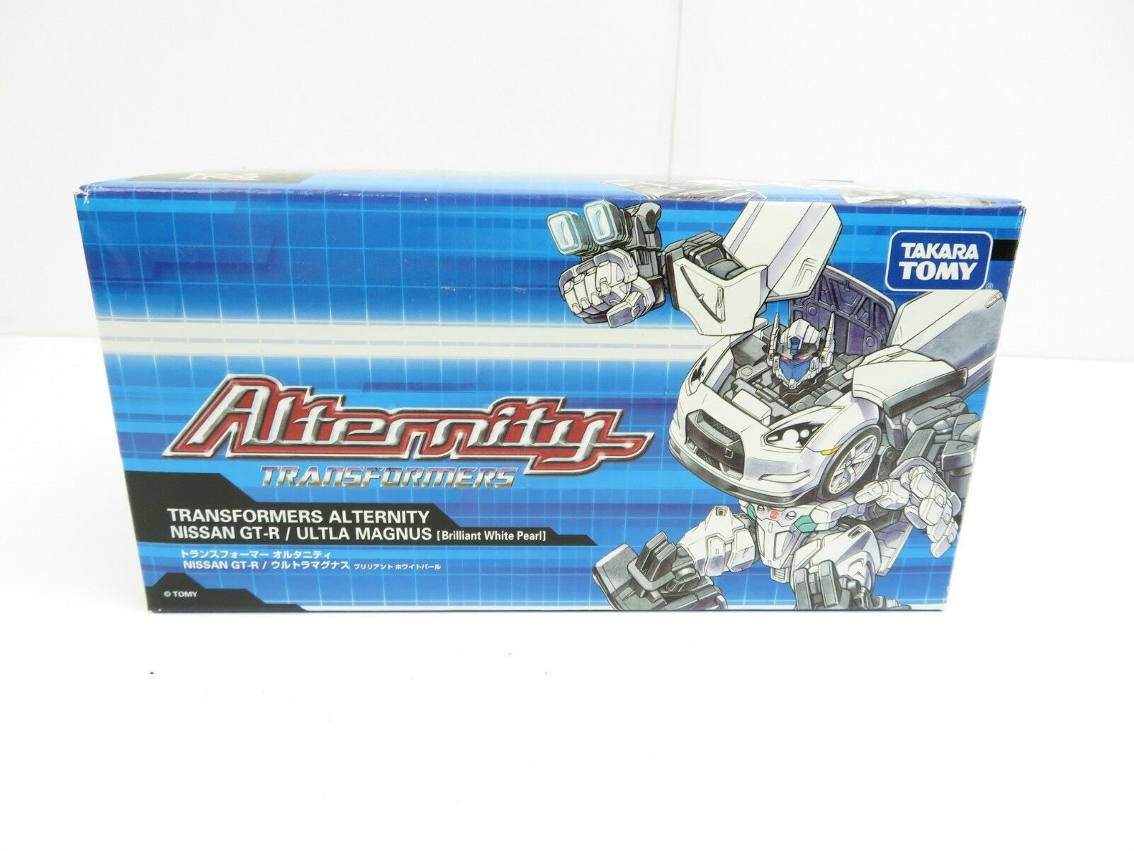 Transformers - Alternity - Ultra Magnus (white pearl)